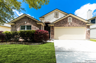 San Antonio Single Family Home Back on Market: 6615 Lantana Sun