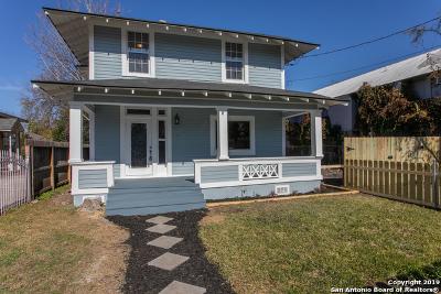 San Antonio Single Family Home New: 117 Caldwell St
