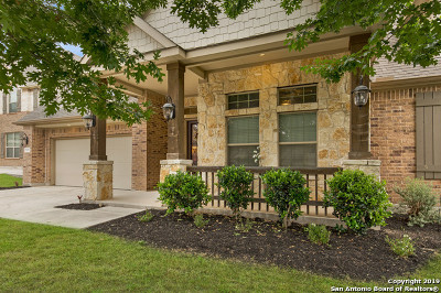Alamo Ranch Single Family Home New: 5322 Tulip Bend