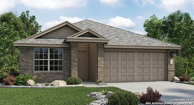 Converse Single Family Home New: 10335 Barbeque Bay