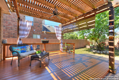 Bexar County Single Family Home New: 739 Teatro Way