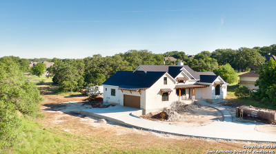 New Braunfels Single Family Home New: 267 Winding View