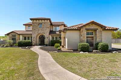 Boerne Single Family Home Active Option: 8128 Tradition Oak