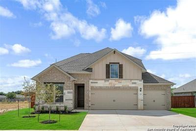 Schertz Single Family Home For Sale: 672 Colt Trl