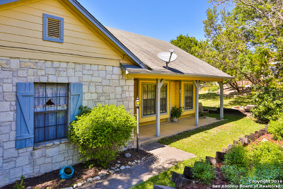 Boerne Single Family Home New: 106 Sparrow Hawk Trail