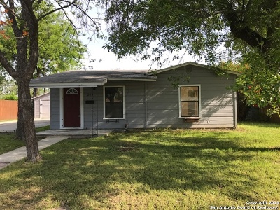 Single Family Home New: 249 Redrock Dr