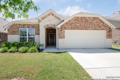 Helotes Single Family Home Active Option: 10726 Cactus Way