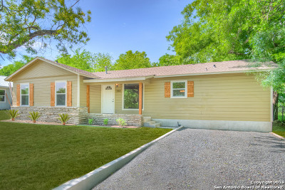 New Braunfels Single Family Home New: 230 S Walnut Ave