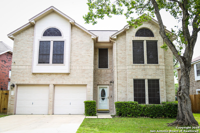 Bexar County Single Family Home New: 1514 Firwick Dr