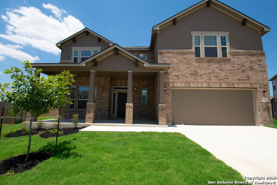 New Braunfels Single Family Home New: 1704 Fall View