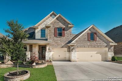 San Antonio Single Family Home New: 12211 Upton Park