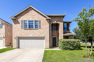 San Antonio Single Family Home Back on Market: 7502 Barhill Post