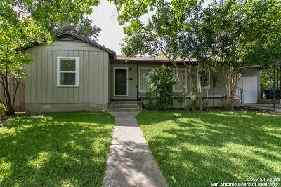 Single Family Home New: 143 Comfort
