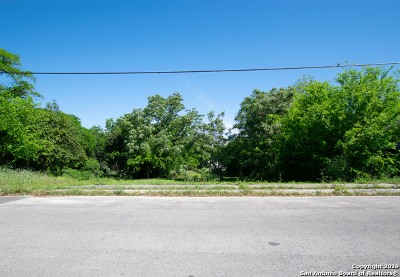 San Antonio Residential Lots & Land New: 143 Anderson Ave