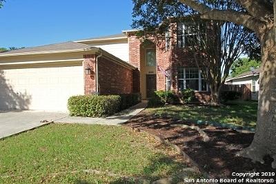 Schertz Single Family Home New: 4040 Brook Hollow Dr