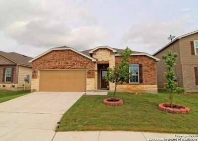 Selma Single Family Home New: 467 Rustic Willow