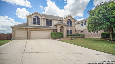 Cibolo Single Family Home New: 721 Sarazen Ct