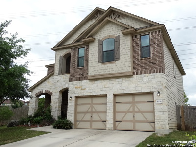 Live Oak Single Family Home New: 6600 Shadden Oaks
