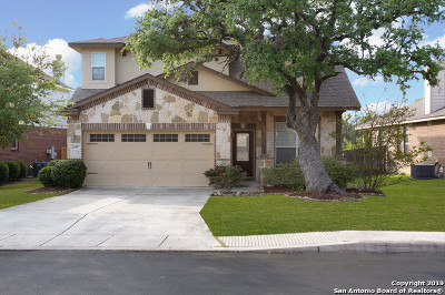 Single Family Home New: 23007 Cardigan Chase