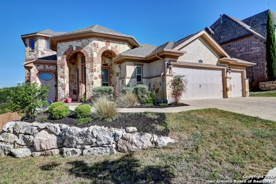 San Antonio Single Family Home New: 18827 E Real Ridge