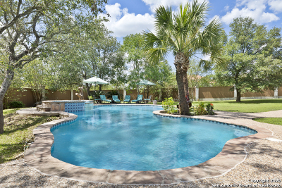 San Antonio Single Family Home For Sale: 19211 Grey Bluff Cove