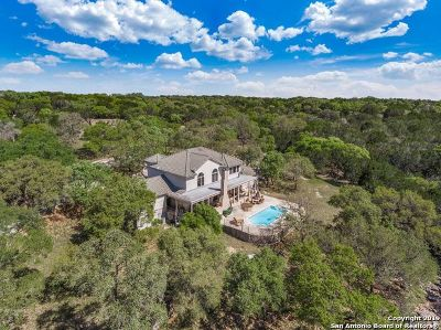Kerrville Single Family Home For Sale: Lake Ridge Rd