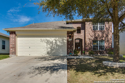 Schertz Single Family Home New: 657 Silo St