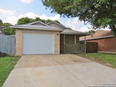 San Antonio Single Family Home New: 11375 Olney Springs Dr