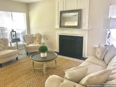 San Antonio Single Family Home Active RFR: 10466 Trailway Oak