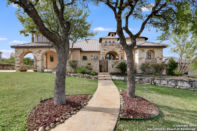Bexar County Single Family Home New: 8619 Terra Dale