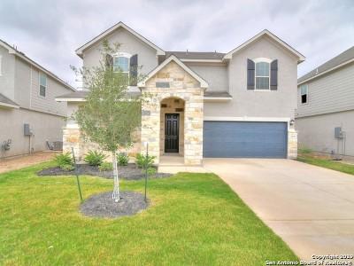 San Antonio Single Family Home New: 9573 Garrison Way