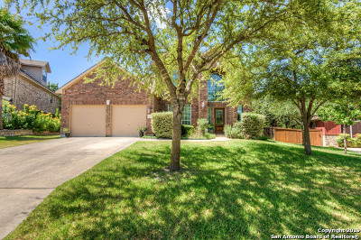 Stonewall Ranch Single Family Home Active Option: 603 Sand Ash Trail