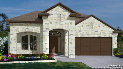 New Braunfels Single Family Home New: 593 Summersweet