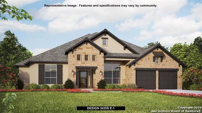 Fair Oaks Ranch Single Family Home New: 7983 Cibolo View