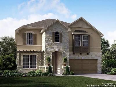 San Antonio Single Family Home New: 9576 Garrison Way