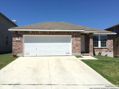 San Antonio Single Family Home New: 11027 Dublin Ldg