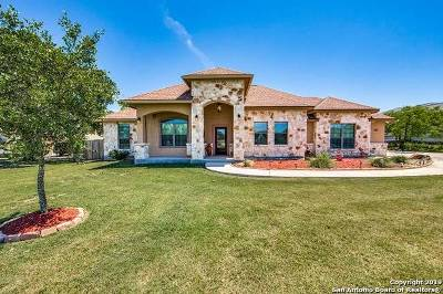 La Vernia Single Family Home New: 132 Trail Boss