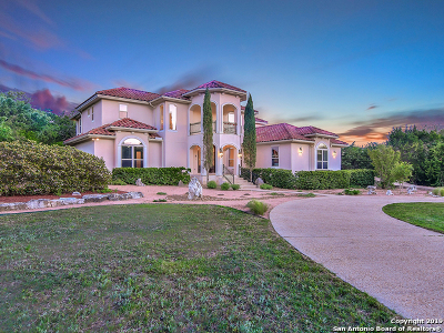 Helotes Single Family Home New: 17111 Clovis