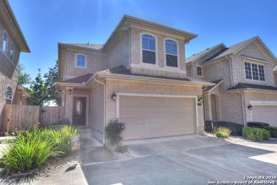 San Antonio Single Family Home New: 12230 Abbey Park