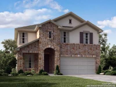 San Antonio Single Family Home New: 9719 Dak Avenue