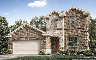 San Antonio Single Family Home New: 11230 Pomona Park