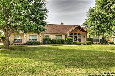 New Braunfels Single Family Home New: 134 Western Oaks