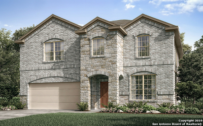 San Antonio Single Family Home New: 7627 Northmoon Fort