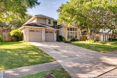 Universal City Single Family Home New: 106 Kettle Cove