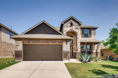 Buda Single Family Home New: 270 Fossil Stone Trail