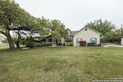 Bulverde Single Family Home Active Option: 785 Indigo Run Dr