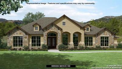 New Braunfels Single Family Home New: 1307 Capitare