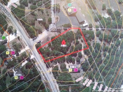 Canyon Lake Residential Lots & Land New: 1931 Rocky Ridge Loop