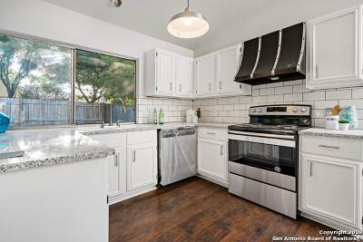 San Antonio Single Family Home New: 12406 Statehouse St