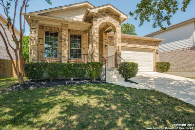 Alamo Ranch Single Family Home New: 6215 Big Bend Cove